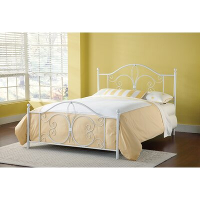 Antonia Panel Bed Size: King
