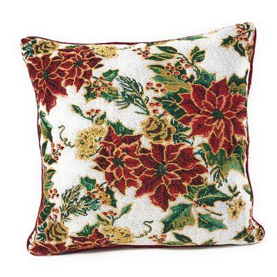 Deck the Halls Festive Christmas Cushion Cover
