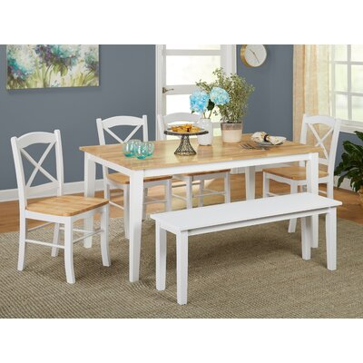 Prudhomme 6 Piece Dining Set