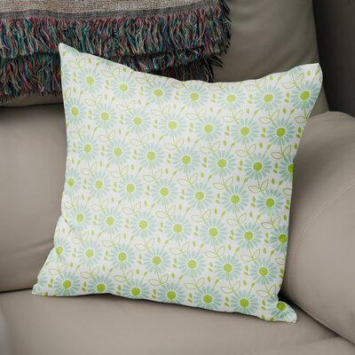Lenard Throw Pillow Size: 18 H x 18 W x 6 D