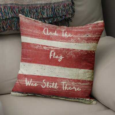 Tonya Square Accent Throw Pillow Size: 18 x 18