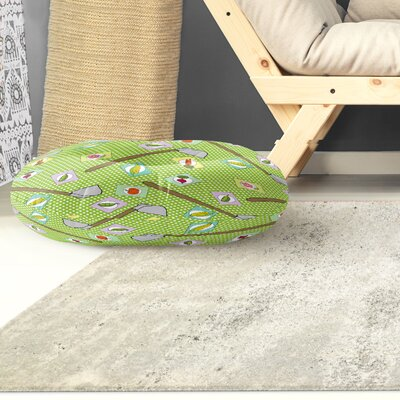 Matoury Indoor/Outdoor Floor Pillow Size: 26 H x 26 W x 8 D