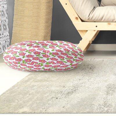 Matoury Indoor/Outdoor Floor Pillow Size: 26 H x 26 W x 8 D