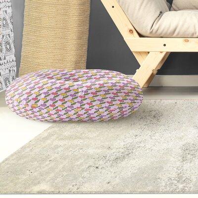 Turenne Indoor/Outdoor Floor Pillow Size: 26 H x 26 W x 8 D