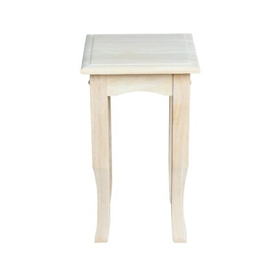 Toby Wood End Table