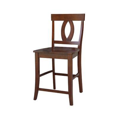 Laurier 24 Bar Stool Finish: Espresso