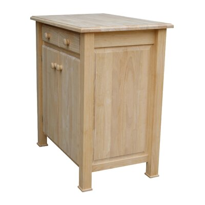 Toby Kitchen Cart