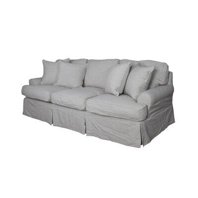 Callie Slipcovered Sofa