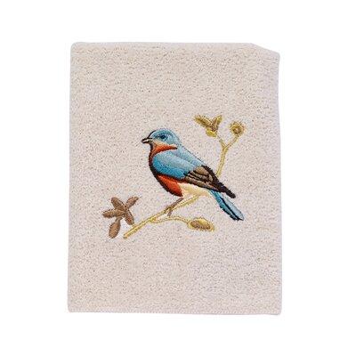 Culberson Birds Washcloth