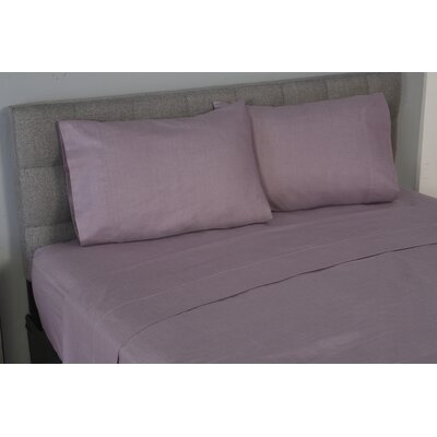 Pure 300 Thread Count 100% Cotton Fitted Sheet Size: King