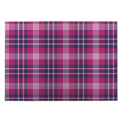 Birdsboro Indoor/Outdoor Plaid Doormat