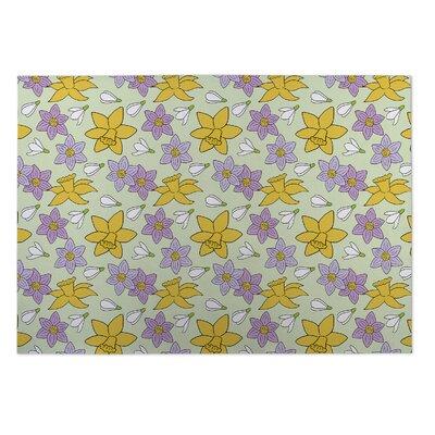 Boonton Floral Doormat