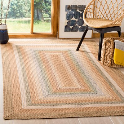 Georgina Tan/Multi Area Rug Rug Size: Rectangle 5 x 8