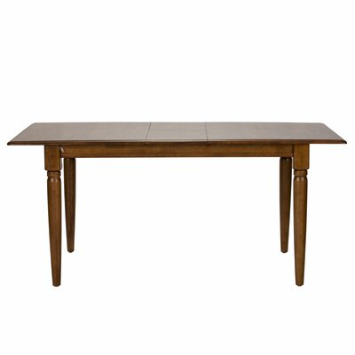 Marni Dining Table Color: Tobacco