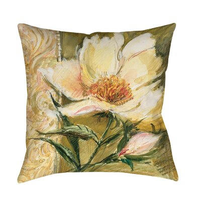 Lori Indoor/Outdoor Throw Pillow Size: 20 H x 20 W x 5 D
