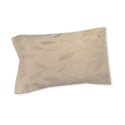 Wasinger Sham Size: Queen/King, Color: Taupe