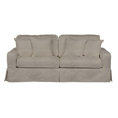 Columbus Slipcovered Sofa