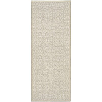 Somme Champagne Rug Rug Size: Runner 22 x 71