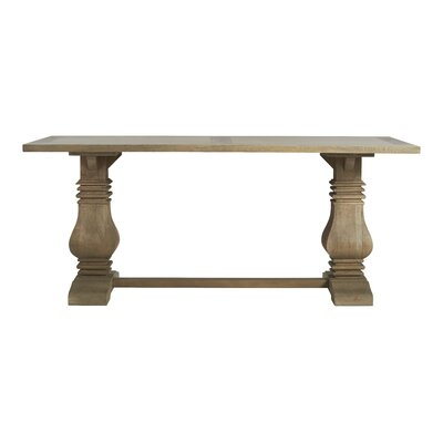 Hetzel Pedestal Dining Table