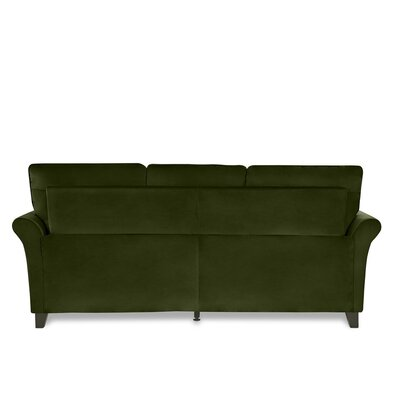 Mccrady Sofa Upholstery: Kale Green