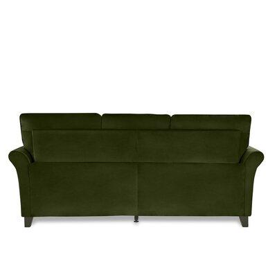 Mccrady Sofa Upholstery: Kale Green