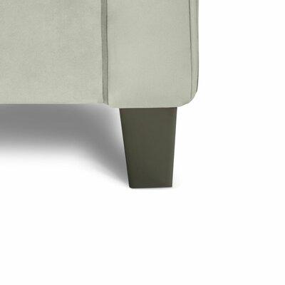 Mccrady Sofa Upholstery: Fawn Gray