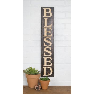 Blessed Wall Décor