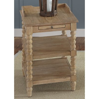 Ancolie Chairside Table