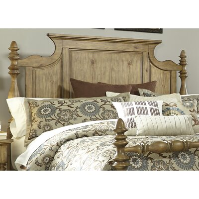 Angeline Panel Headboard Size: King