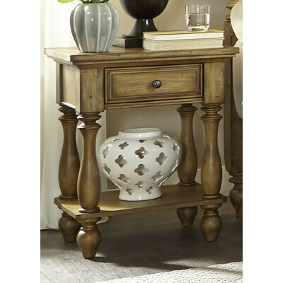 Angeline 1 Drawer Nightstand