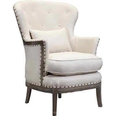 Shaliene Wing back Chair
