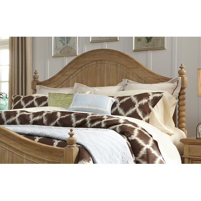 Ancolie Panel Headboard Size: King
