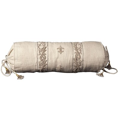 Arda Linen Bolster Pillow