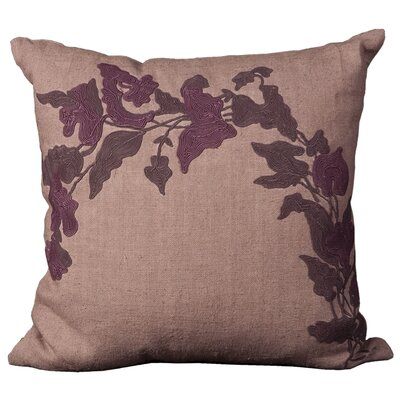 Linen Throw Pillow