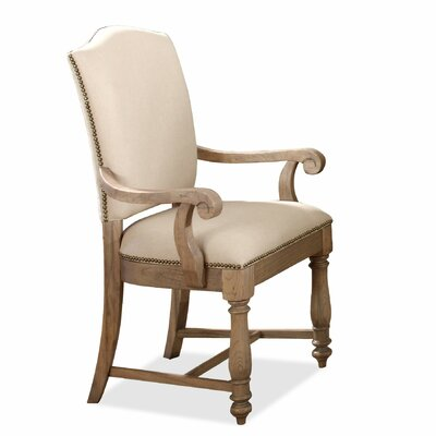Quevillon Arm Chair (Set of 2)