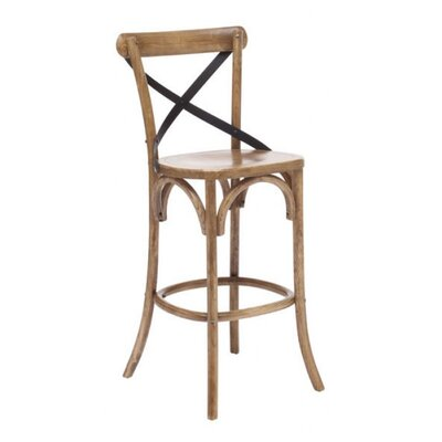 Scotia Bluff 30 Bar Stool Color: Natural