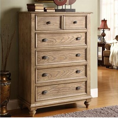 Quevillon 5 Drawer Chest