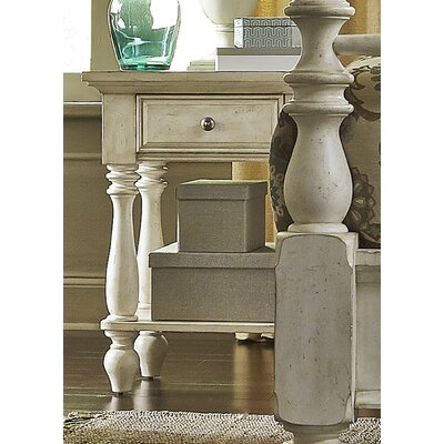 Philomena 1 Drawer Nightstand