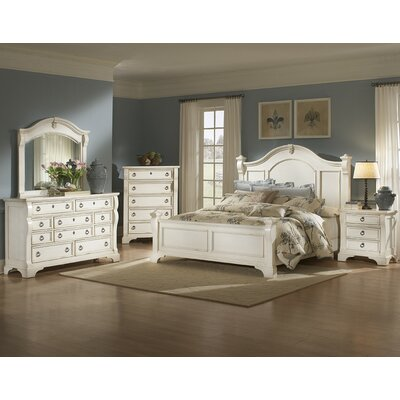 Paulina 5 Drawer Chest