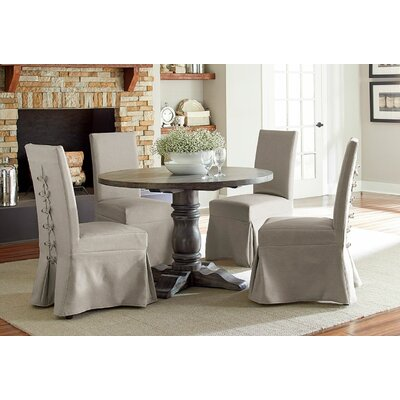 Erondelle Traditional 5 Piece Dining Set