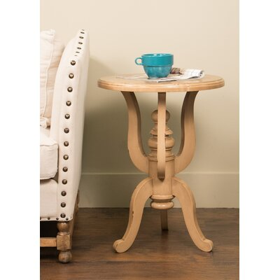 Lapierre End Table Color: Antique Wheat