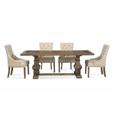 Fereol 5 Piece Dining Set