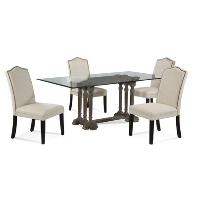 Paiva 5 Piece Dining Set