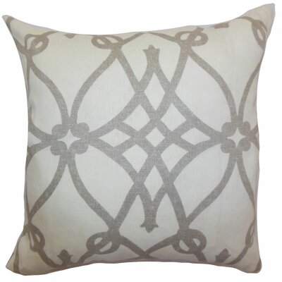 Lebeau Linen Throw Pillow Size: 18 H x 18 W