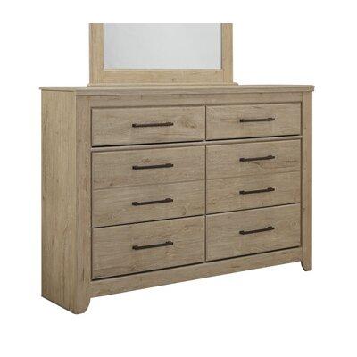 Manneville 8 Drawer Dresser