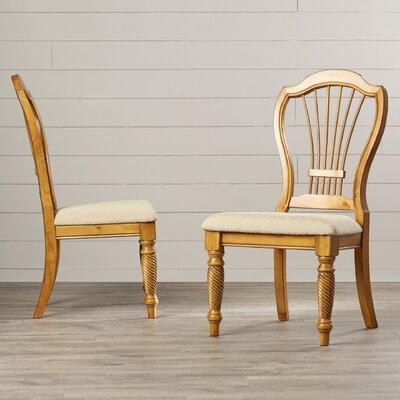 Halton Side Chair Finish: Antique Pine