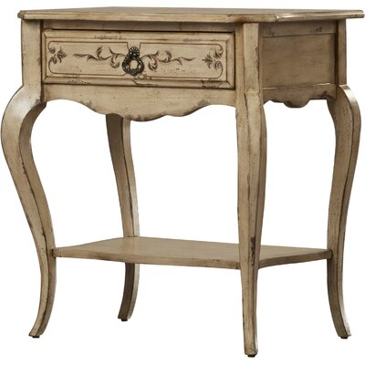 Catharine Guilded Console Table