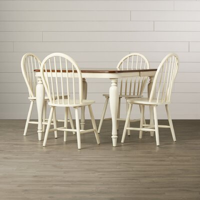 Clemmie 5 Piece Dining Set
