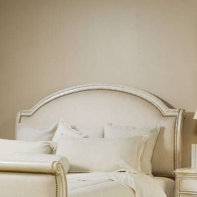 Daniella Upholstered Panel Headboard Size: King