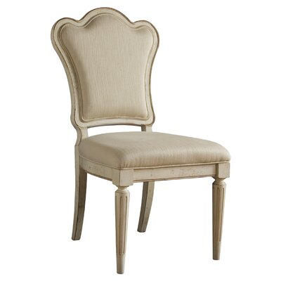Mariana Upholstered Back Side Chair (Set of 2)
